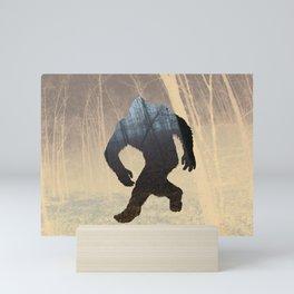 The Elusive One Mini Art Print