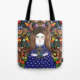The Land of Untold Stories Tote Bag