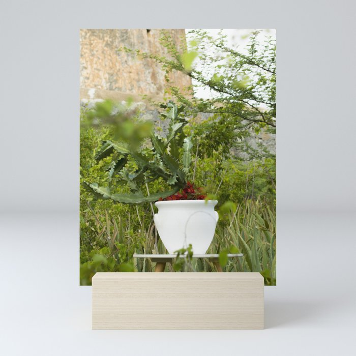 Greenery Mini Art Print