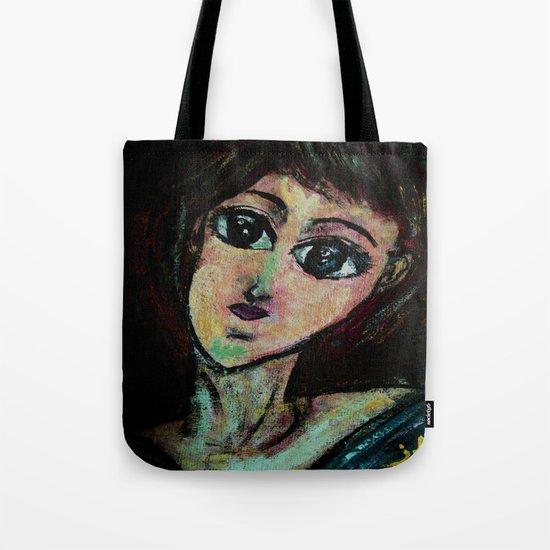 AWESOME GIRL Tote Bag
