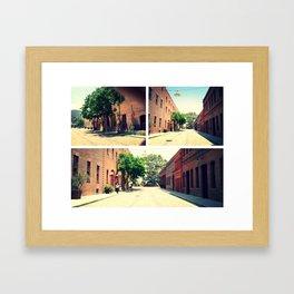 Olvera Street Framed Art Print