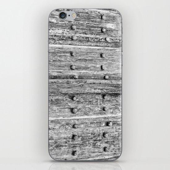Ancient Door iPhone & iPod Skin