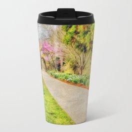 Beautiful Spring Travel Mug