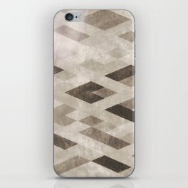 Abstract Pattern in Subtle iPhone Skin