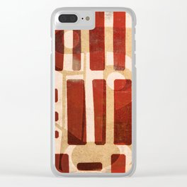 The Wise Babuino Clear iPhone Case