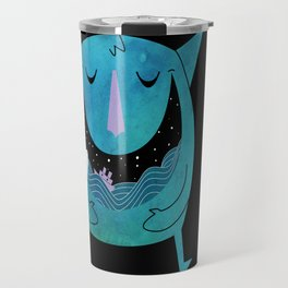 Swallowed By The Sea Travel Mug