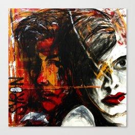 I Feel You Canvas Print