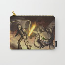 httyd2: To Battle Carry-All Pouch