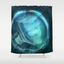 galaxy 635 Shower Curtain