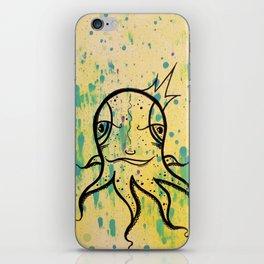 Friendly Octopi iPhone Skin