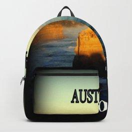 Australia Rocks Backpack