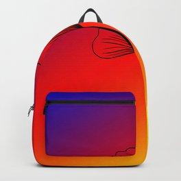 ginko biloba leaf Backpack
