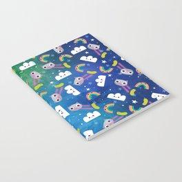 Lazer Cat Carry All Notebook