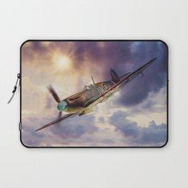 Supermarine Spitfire Laptop Sleeve