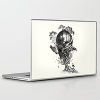 deer Laptop & iPad Skins featuring Lost Translation by nicebleed