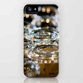Glassware, there iPhone Case