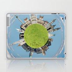 Budapest tiny planet Laptop & iPad Skin
