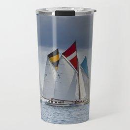 Falmouth Working Boats Travel Mug