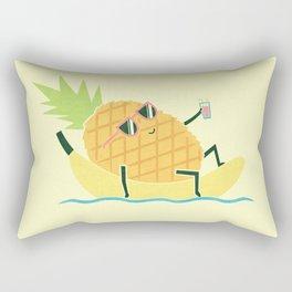 Summer Chillin Rectangular Pillow