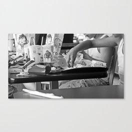 AMERICA: McDonalds Canvas Print