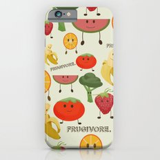 Fruity Collage iPhone 6s Slim Case