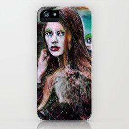 Paranoia iPhone Case