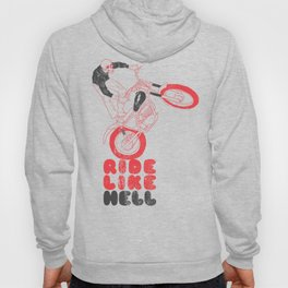 ride like hell Hoody