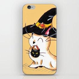 Salem Ghost iPhone Skin