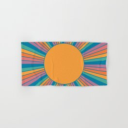 Sunshine State Hand & Bath Towel