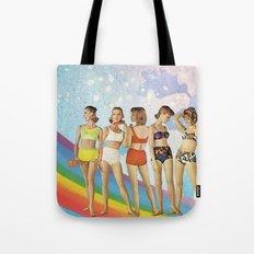 Bifrost Bikinis Tote Bag