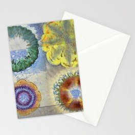 Recogitation Web Flowers  ID:16165-062317-11821 Stationery Cards