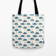 rain #2 Tote Bag