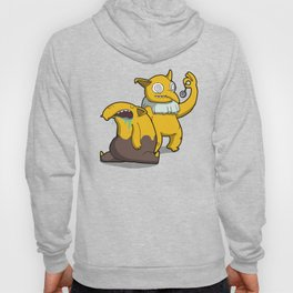 Pokémon - Number 96 & 97 Hoody