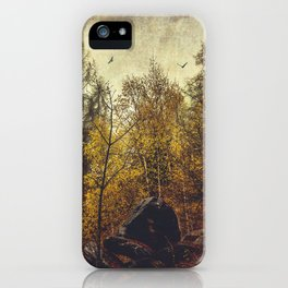 Find your place iPhone Case