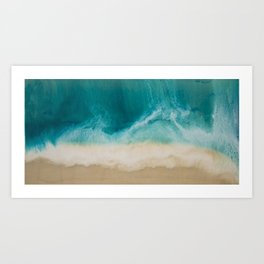 7 mile miracle horizontal Art Print