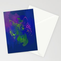 Cat fun Stationery Cards