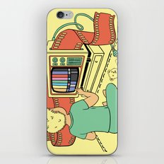 what you give is what you get iPhone Skin