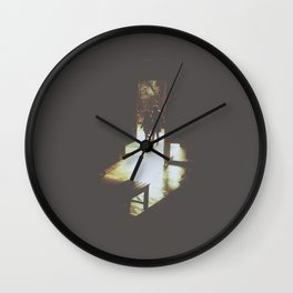 親子[Oya-ko] Wall Clock