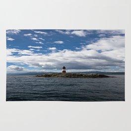 Lighthouse_Ushuaia #2 Rug
