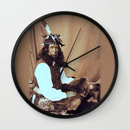 The Seneca  Wall Clock