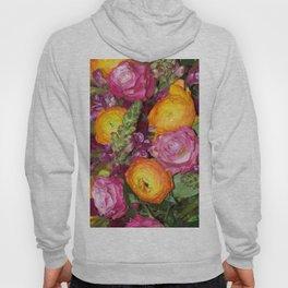Annas Flowers II Hoody