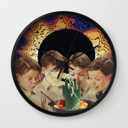 Too Many Cooks Wall Clock
