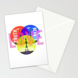 Bohemian Ideals Stationery Cards