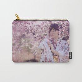 "春 ""Haru"" Carry-All Pouch"