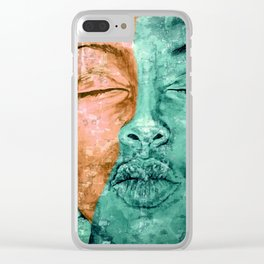 I used to know myself Clear iPhone Case