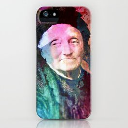 The wise woman iPhone Case