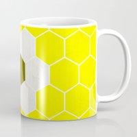 minion Mugs featuring Minion by Alexandre Reis