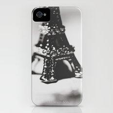 Cold morning in Paris Slim Case iPhone (4, 4s)