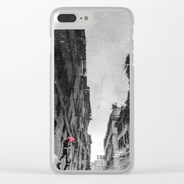 Roaming in Rome Clear iPhone Case