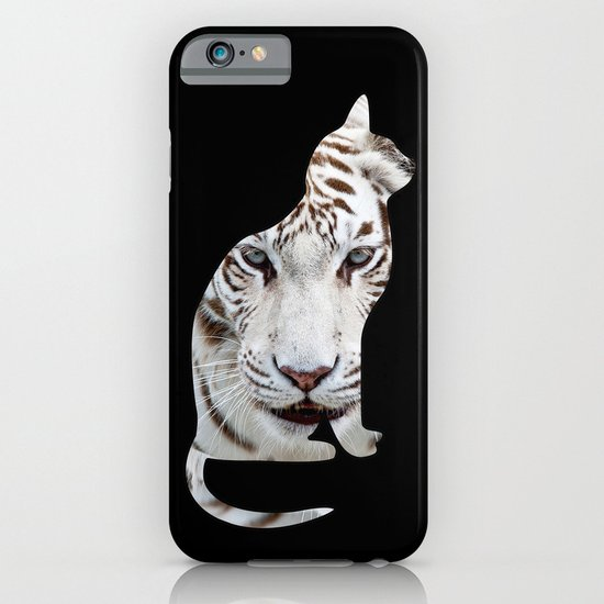 BIG AND SMALL CAT iPhone & iPod Case